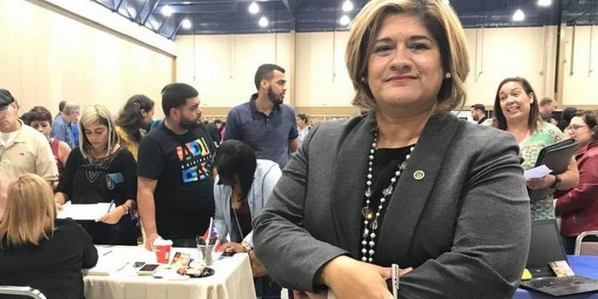 Ex asesora del Gobernador renuncia a su cargo en PRFAA en la Florida