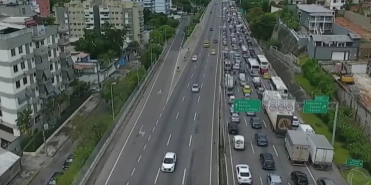 Rio: Linha Amarela é liberada após novos tiroteios na Cidade de Deus