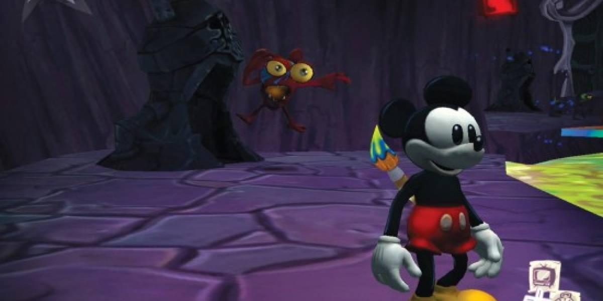 Futurología: Epic Mickey en cirugía plástica, su nueva cara se verá en el E3