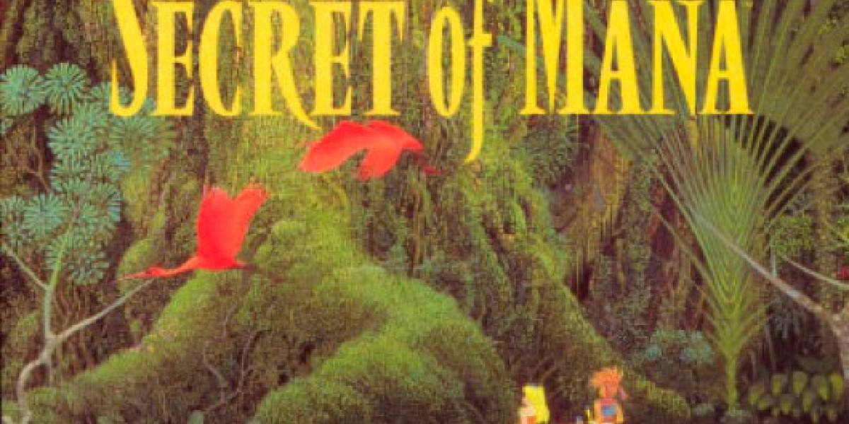 Secret of Mana para iPhone [E3 2010]
