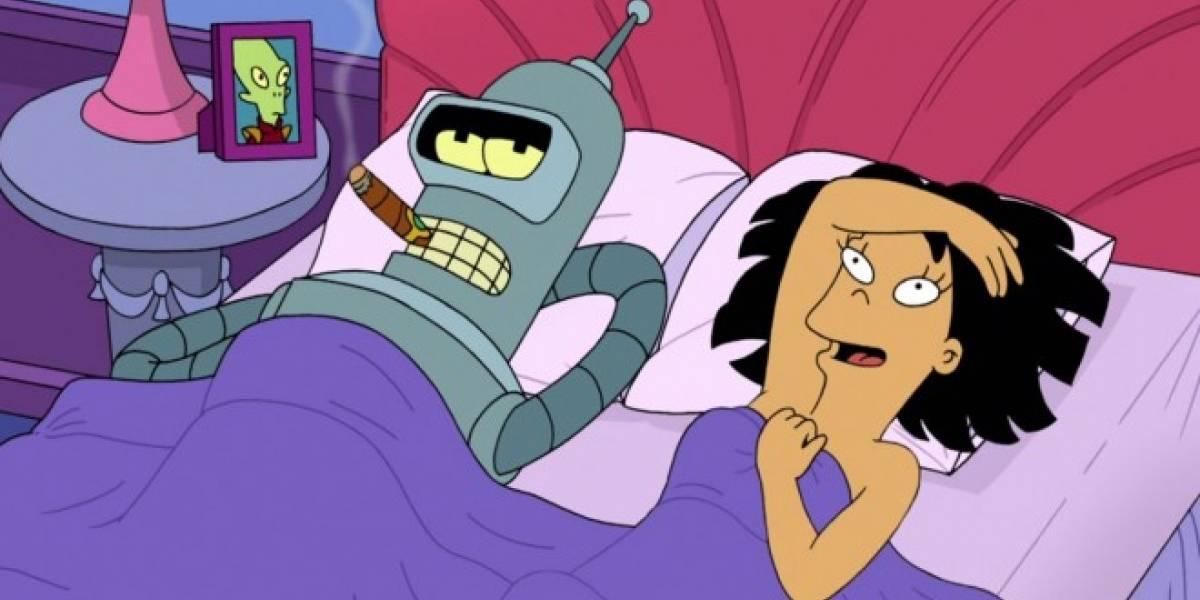 Sexo con robots superará al sexo entre humanos para 2050