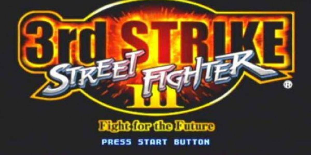 Anuncian Street Fighter III: Third Strike Online [Comic-Con 10]