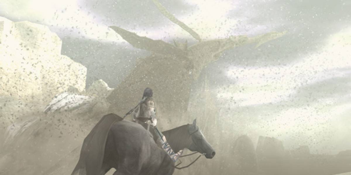 Ico y Shadow of the Colossus ya tienen fecha de salida [TGS 10]