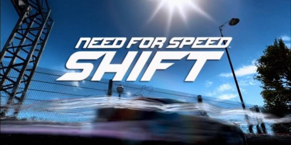 Otro demo para descargar: Need for Speed SHIFT
