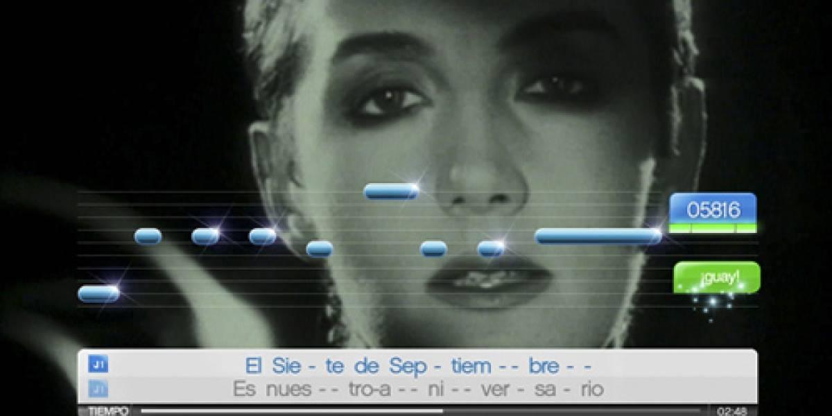 SingStar Mecano llega el 19 de Noviembre a España