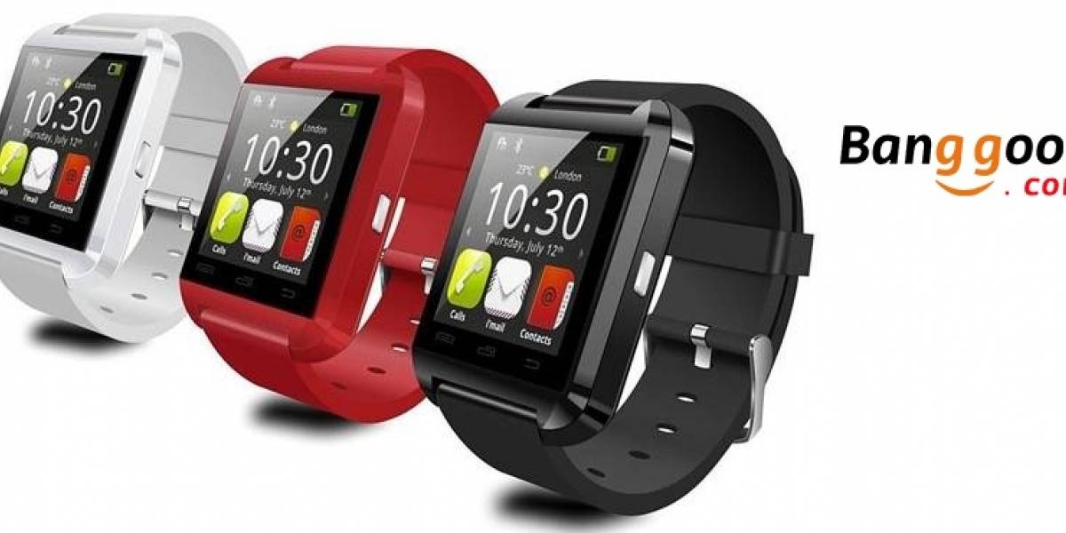 Banggood nos regala un Smartwatch en Septiembre