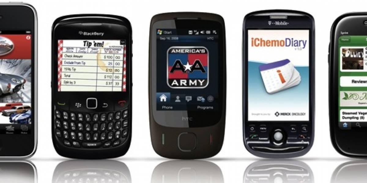 Futurología: 60% de los teléfonos estarán conectados a Internet el 2015