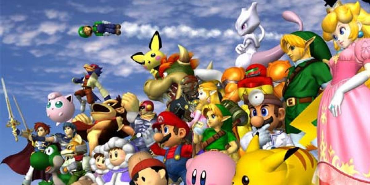 Los Mejores 20 Juegos Multiplayer De Nintendo