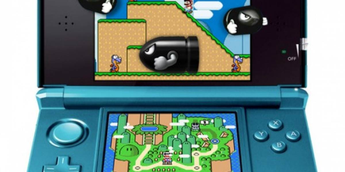 Futurología: Super Mario World para 3DS
