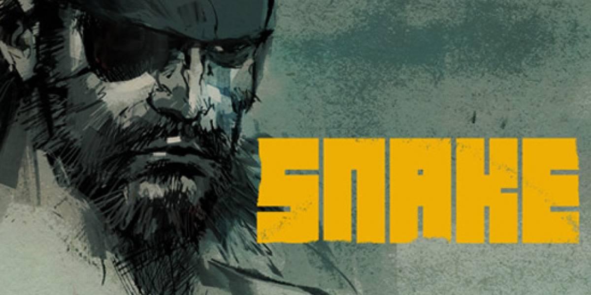 Metal Gear Solid: Peace Walker ya tiene fecha de salida en todo el mundo