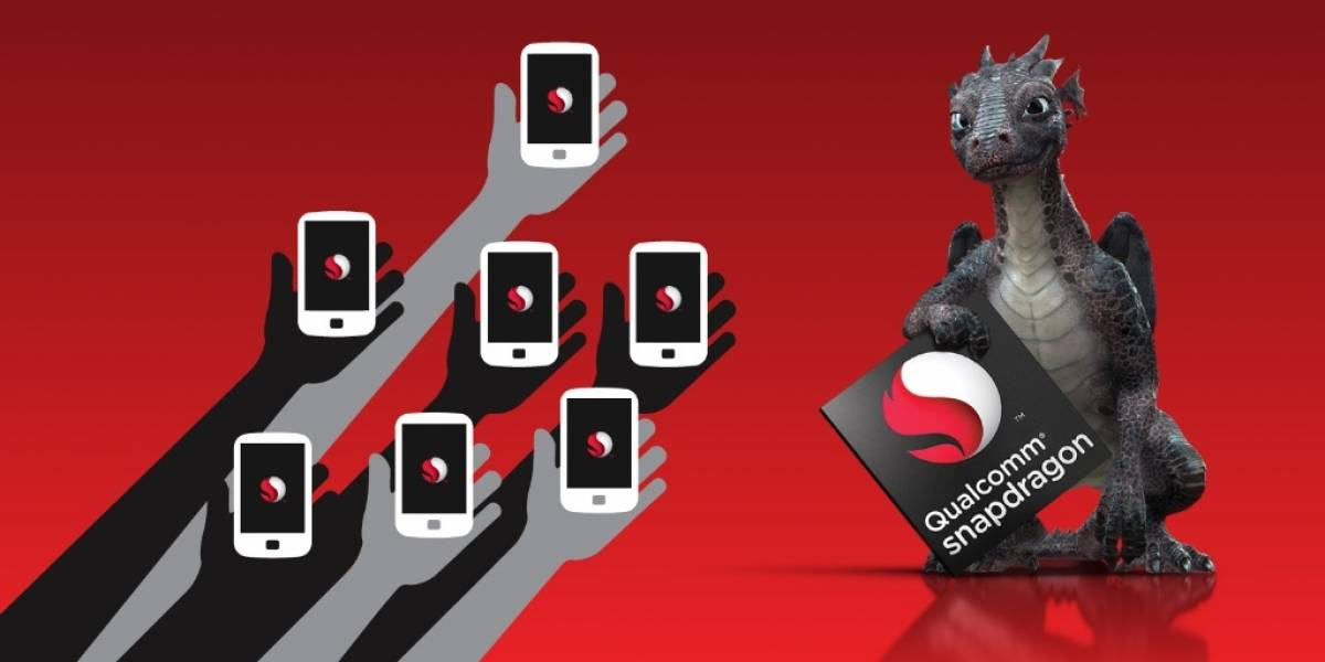 Qualcomm lanza sus SoC Snapdragon 620, 618, 425 y 415