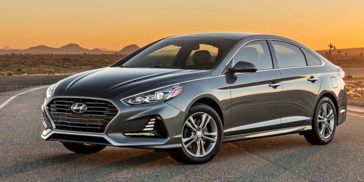 Test drive: Hyundai Sonata 2018