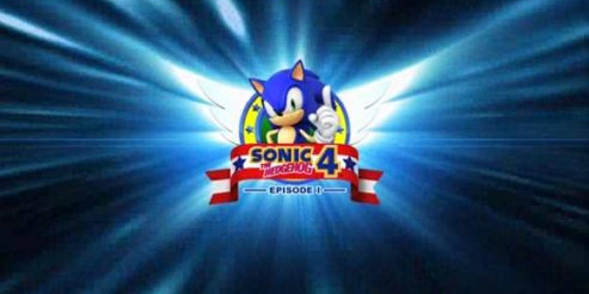 Sega anuncia Sonic 4 para PS3, Xbox 360 y Wii (incluye trailer)