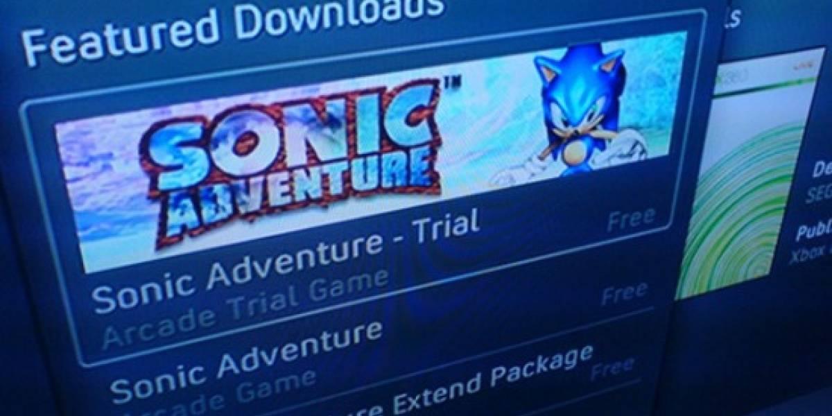 Futurología: Sonic Adventure en Xbox Live Arcade