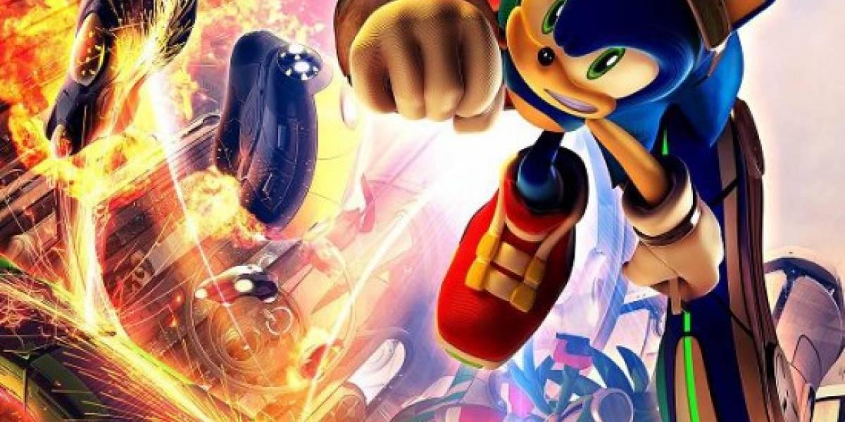Futurología: Sonic Riders para Natal