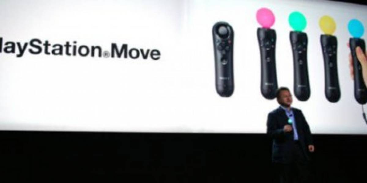 Todos los juegos de Move [E3 2010]