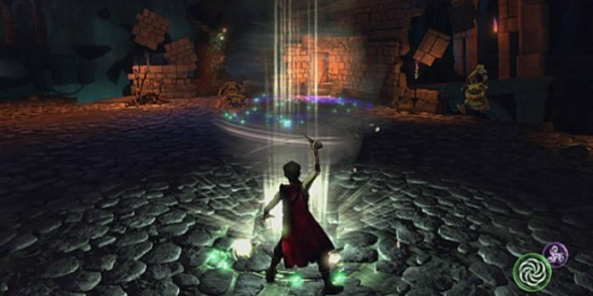 Trailer de Sorcery muestra como conjurar magia con PS Move [gamescom 2010]