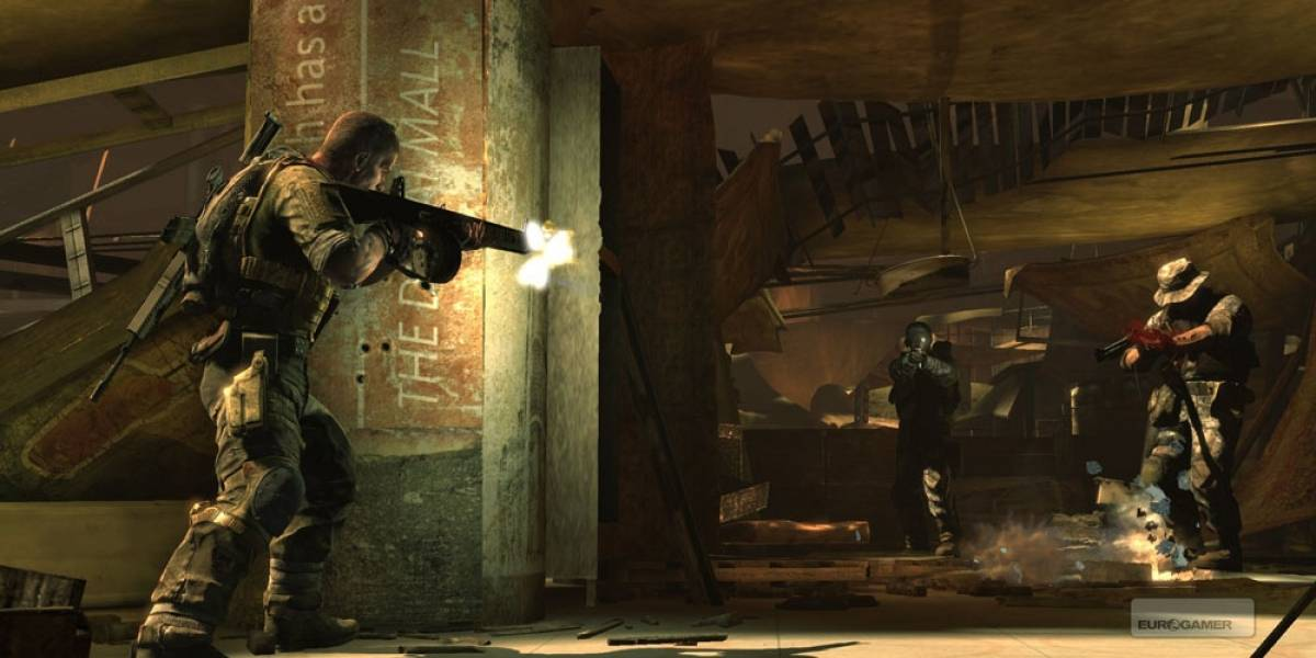 2K confirma beta cerrada de Spec Ops: The Line