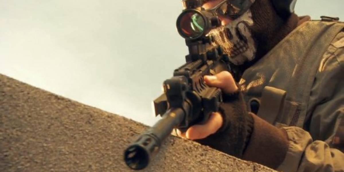 Esta es la continuación de Frozen Crossing, el tributo a Modern Warfare 2
