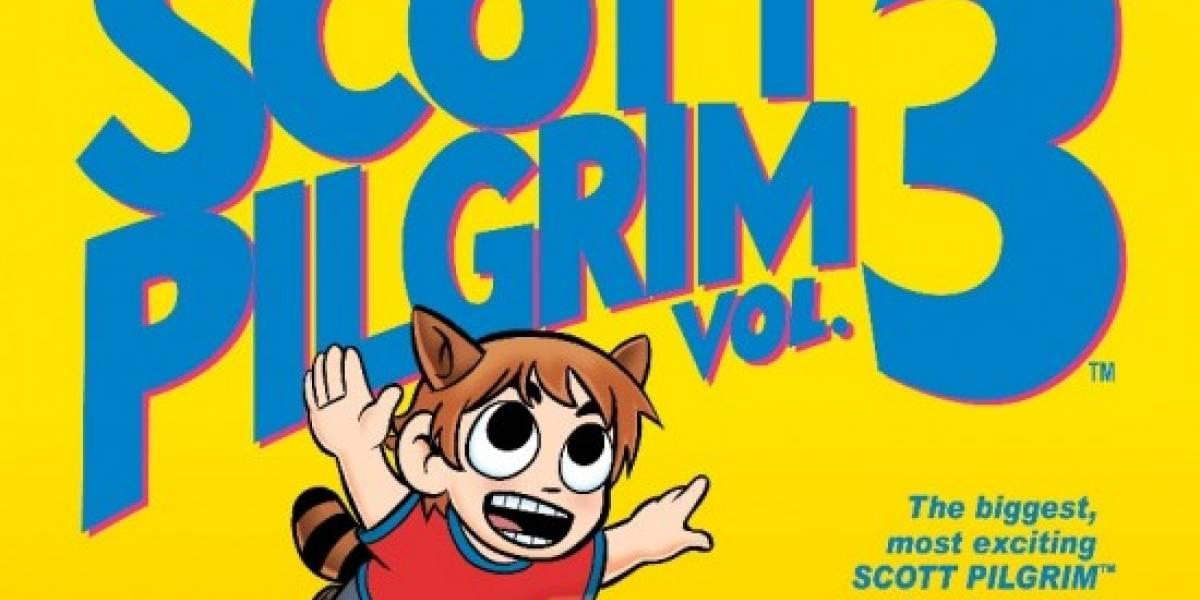 Scott Pilgrim tendrá su videojuego cortesía de Ubisoft