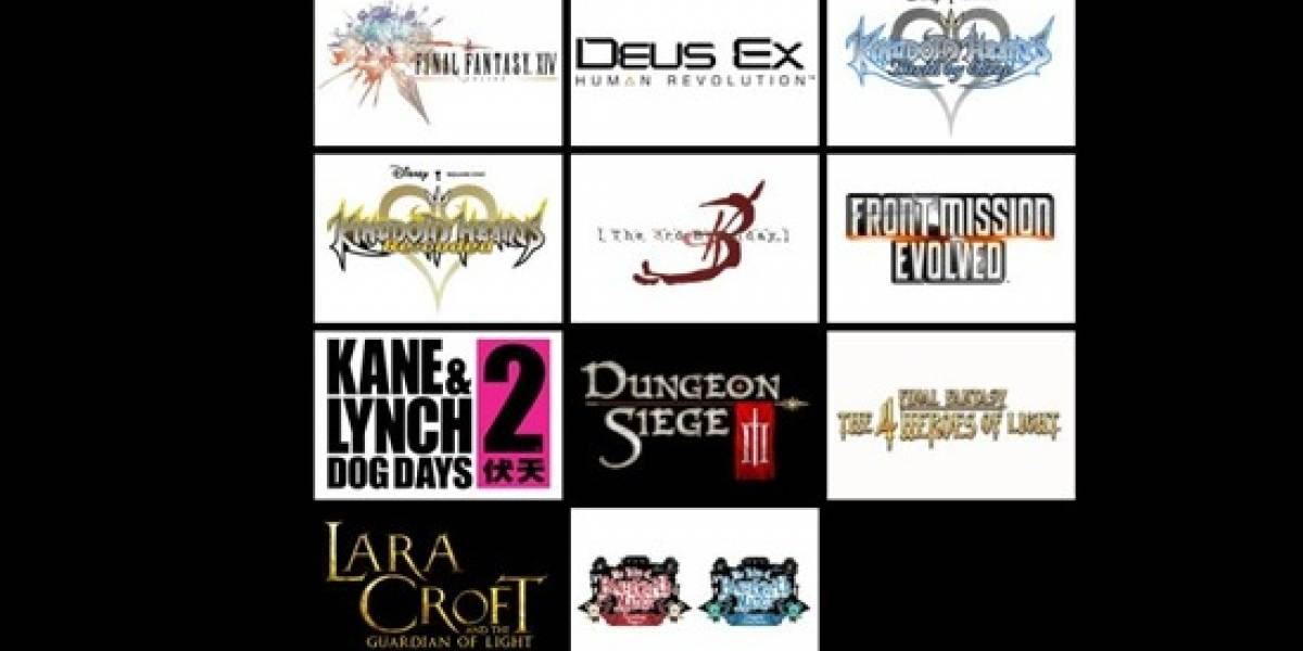 Square Enix en E3 [E3 2010]