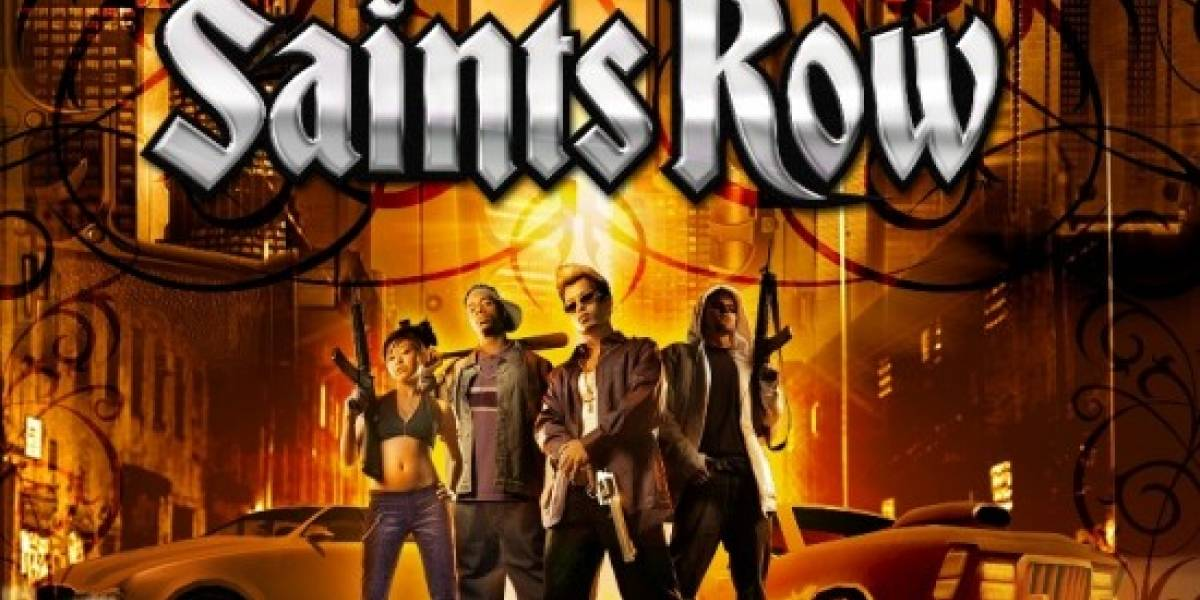 Saints Row disponible en Games on Demand