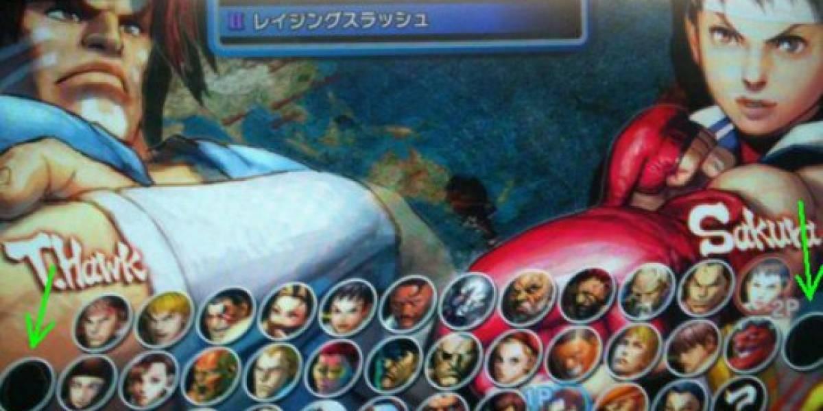 SSFIV Arcade contará con 2 personajes nuevos [Comic-Con 10]