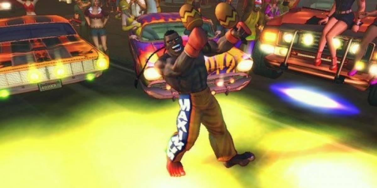 Ya hay más de un millón de copias de Super Street Fighter IV dando vueltas