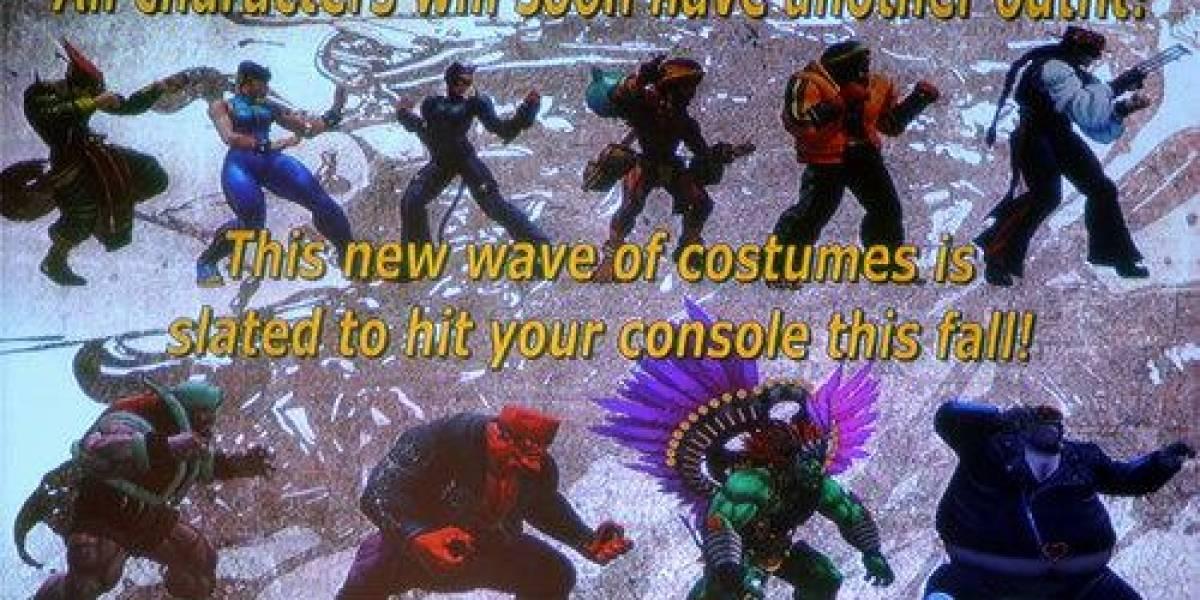 Anuncian nuevos trajes decargables para SSFIV [Comic-Con 10]