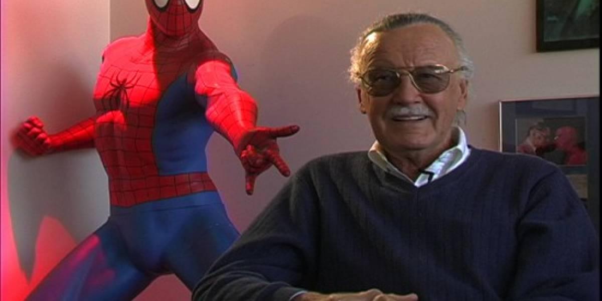 Stan Lee defiende a los gamers