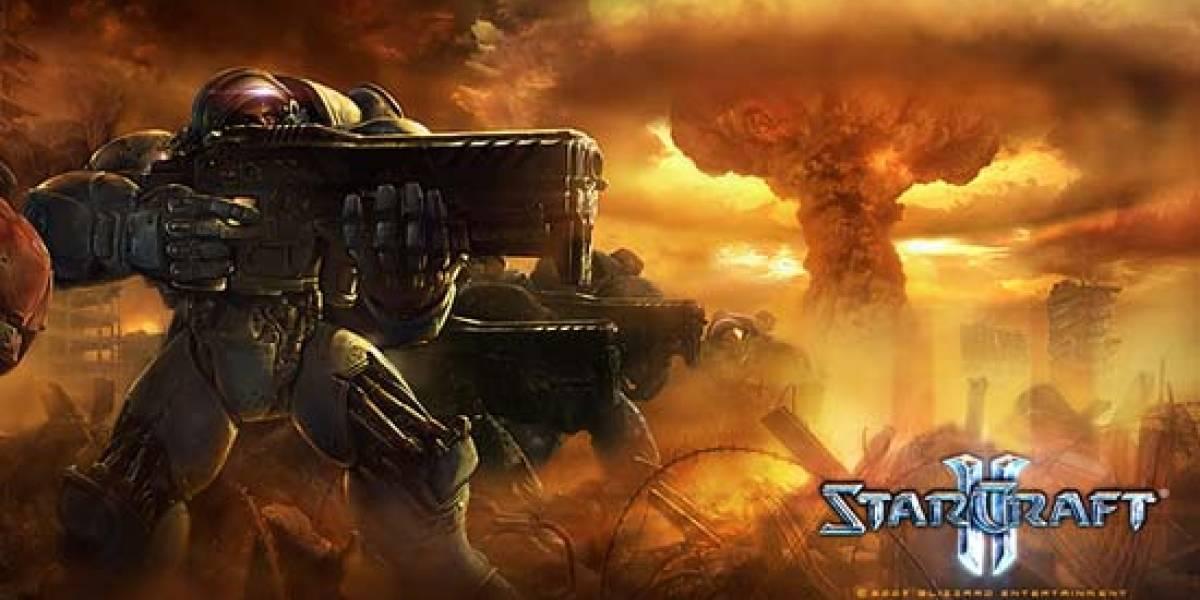 Beta abierta de StarCraft II... para los coreanos