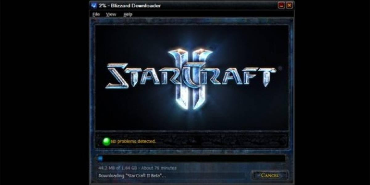 Las claves para el beta de StarCraft 2 se subastan en hasta U.S.$450