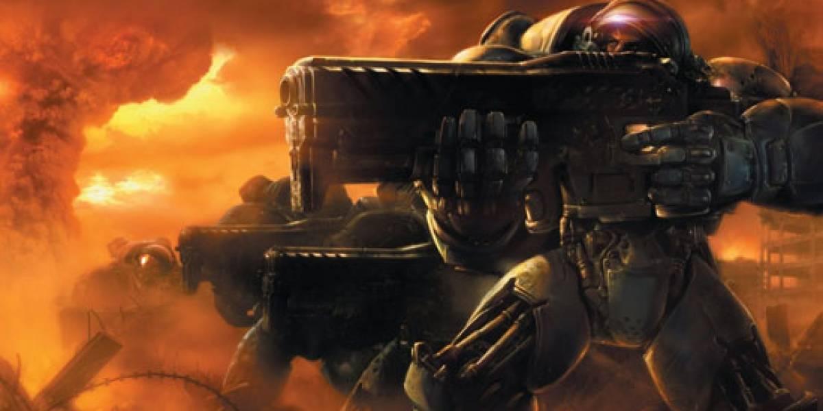 Blizzard aplica candado de región para StarCraft II