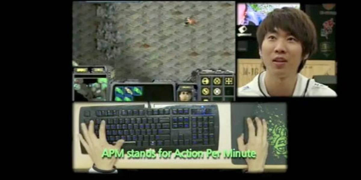 ¿Quieres jugar StaCraft como un profesional? Esto necesitas