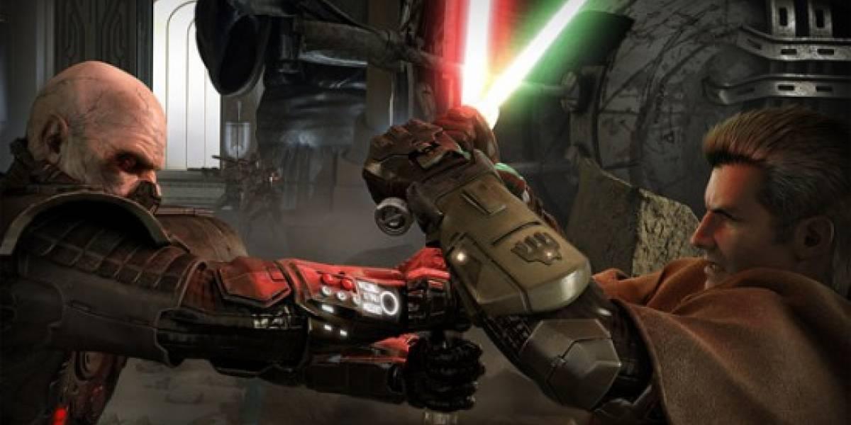 Espectacular trailer de Star Wars: The Old Republic [E3 2010]