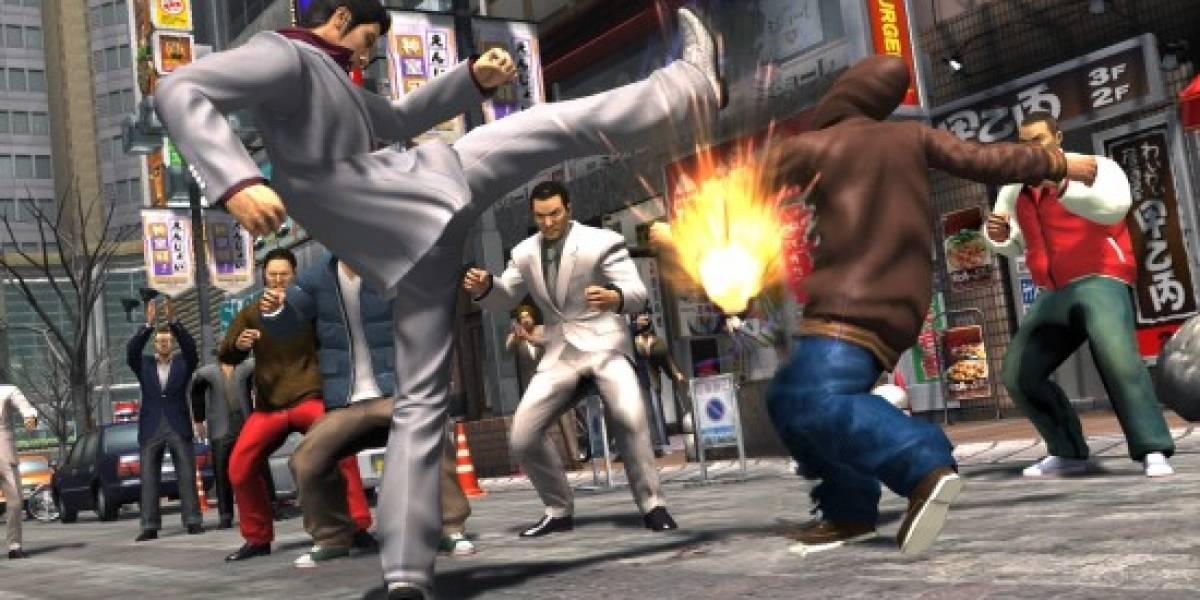 Sega confirma Yakuza 3 para América y Europa