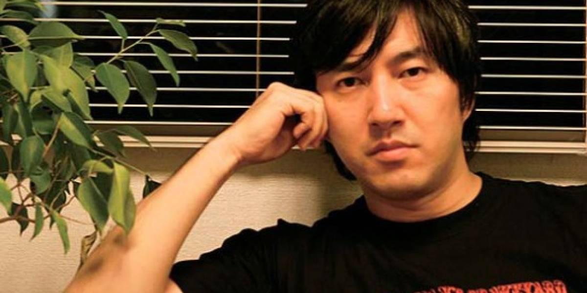 Suda51 quiere hacer un título para 3DS