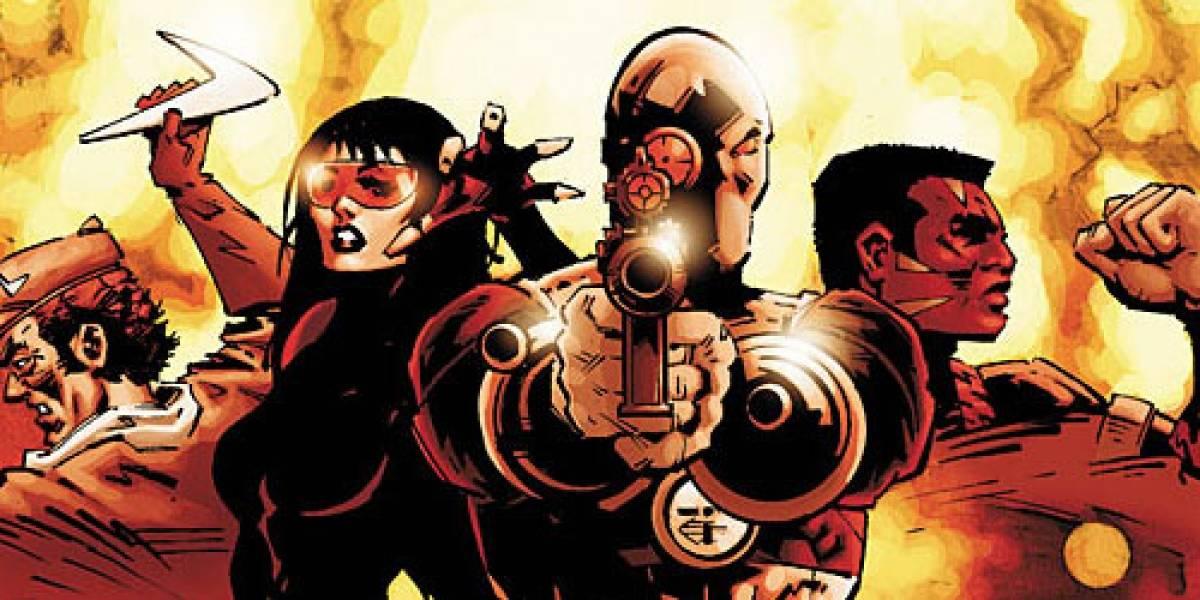 Habrá juego de Suicide Squad, violento a lo hardcore [Comic-Con 10]