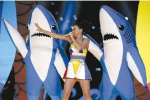Super Bowl XLIX Katy Perry