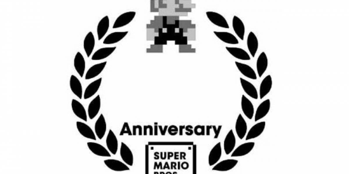 Super Mario Bros. cumplirá 25 años