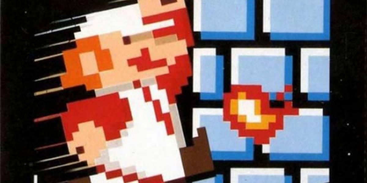 Si Super Mario Bros. se hubiera realizado en el 2010, este sería el resultado...