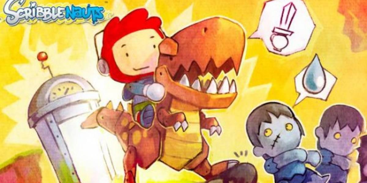 Equipo tras Super Scribblenauts utilizará el Source Engine en su próximo juego