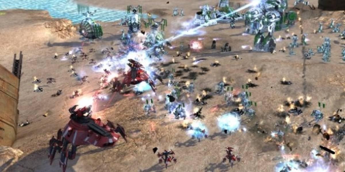 Supreme Commander 2 llegará en Marzo de 2010