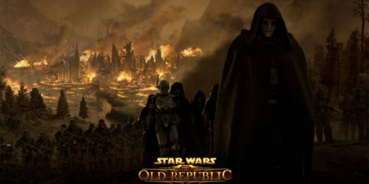 Así será el combate espacial en Star Wars: The Old Republic [gamescom 2010]
