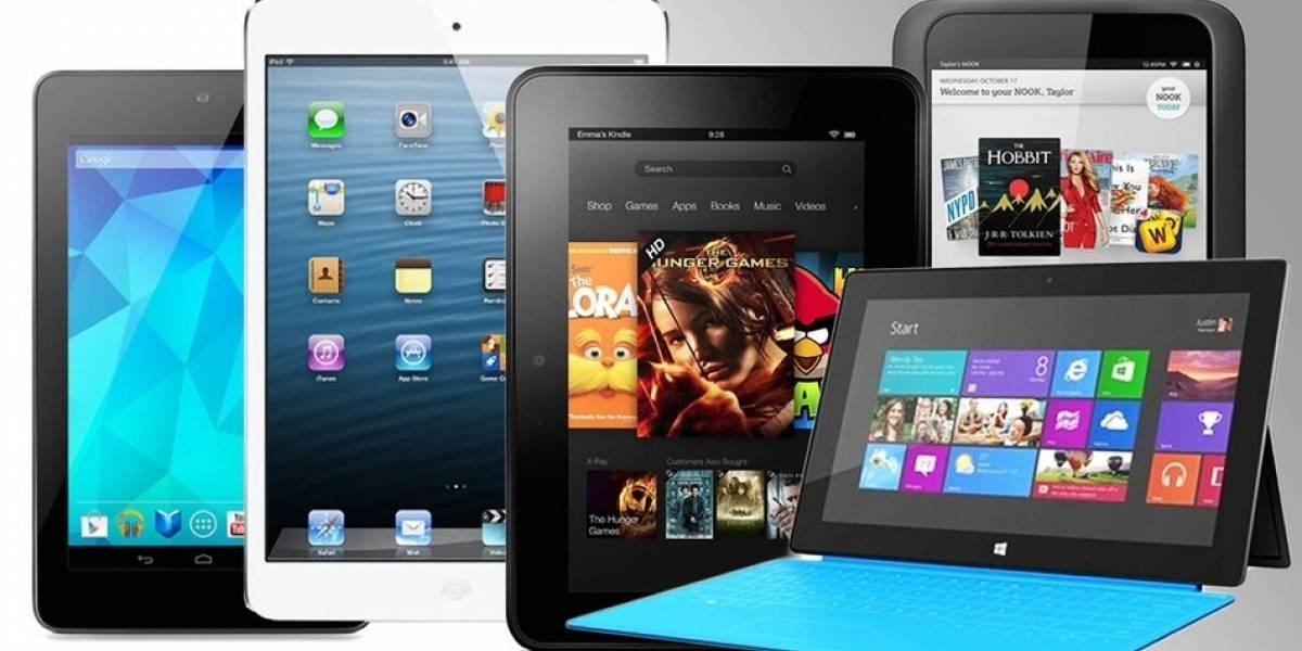 Intel se erige como el segundo mayor fabricante de SoCs para Tablets