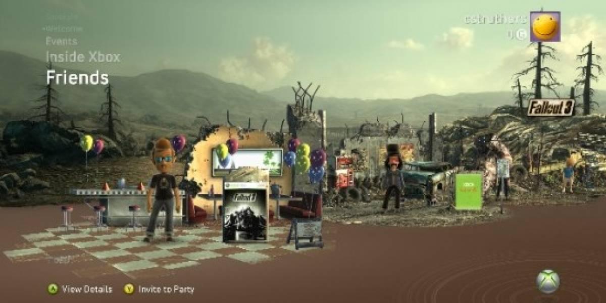 Tema Premium de Fallout 3 será gratis para dueños de expansiones