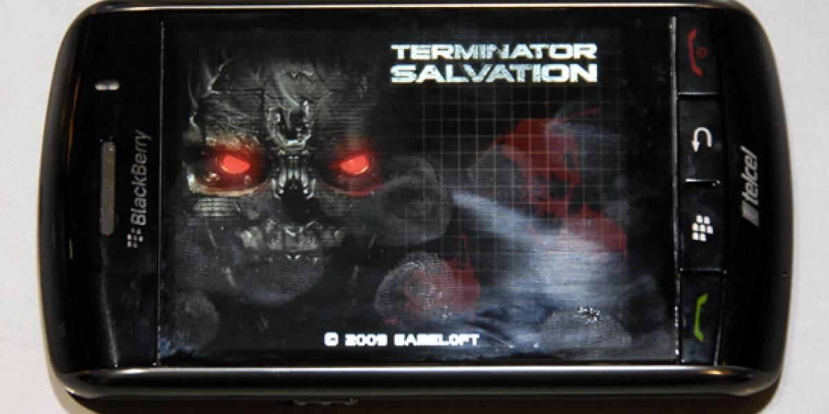 Terminator Salvation llega a tu celular a través de Telcel