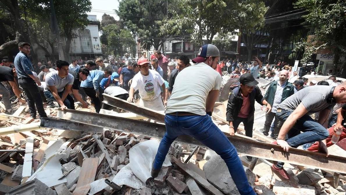 El terremoto del 19 de septiembre podría haber alterado el ADN de los mexicanos