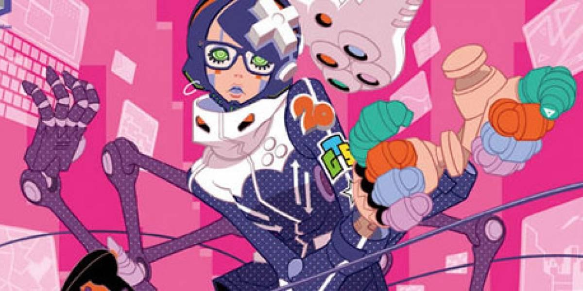 Se revela la nueva imagen para el Tokyo Game Show 2010