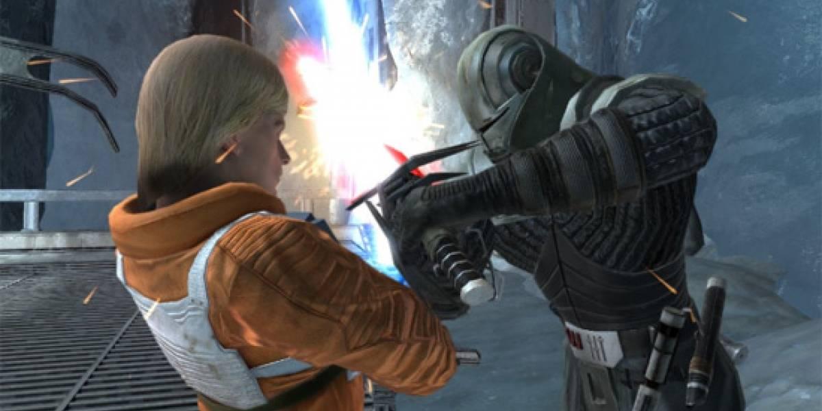 Esto es lo que necesitará tu PC para correr TFU: Ultimate Sith Edition